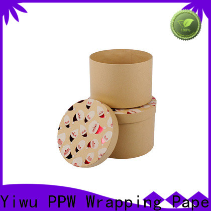 PPW cardboard boxes for sale supplier for Christmas