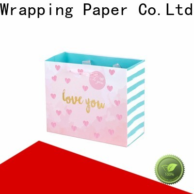 PPW hot selling christmas goodie bags supplier for wedding