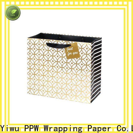 PPW packaging printing factory price for birthday