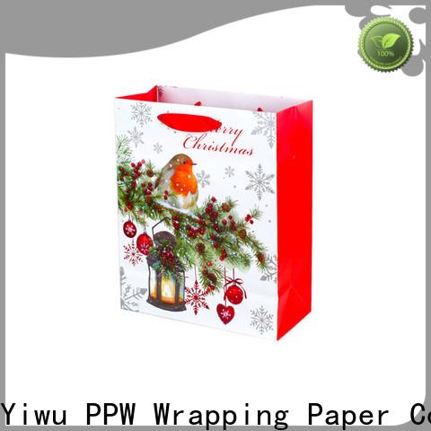 PPW gift bags bulk factory price for festival