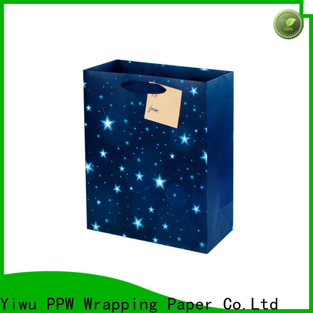 professional christmas gift bags factory price for birthday