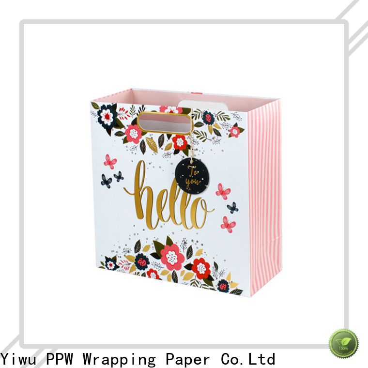PPW paper party bags supplier