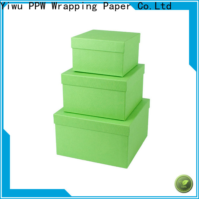 top quality custom gift boxes wholesale for birthday