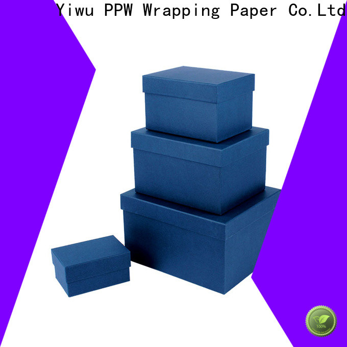eco-friendly custom packaging boxes wholesale for festival
