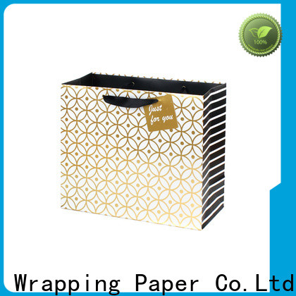 PPW hot selling christmas goodie bags supplier for advertising