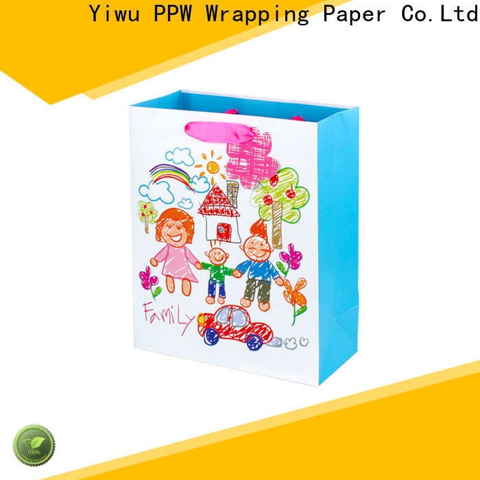 quality small paper bags supplier for festival