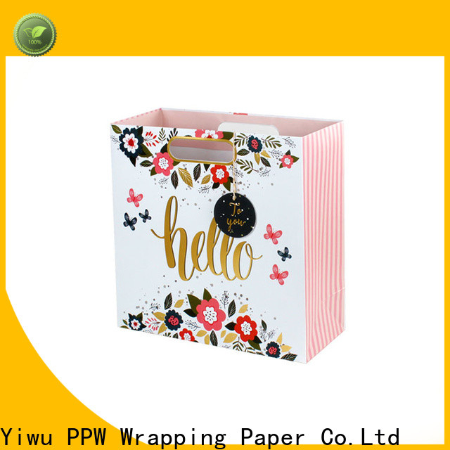 PPW packaging printing supplier for advertising
