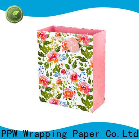 popular custom gift bags wholesale