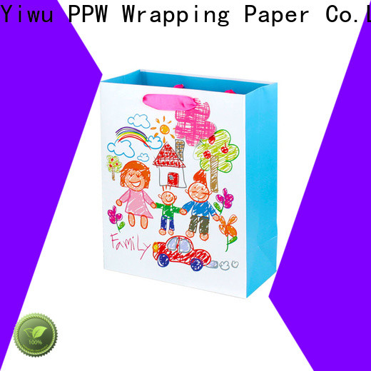 PPW paper party bags supplier for wedding