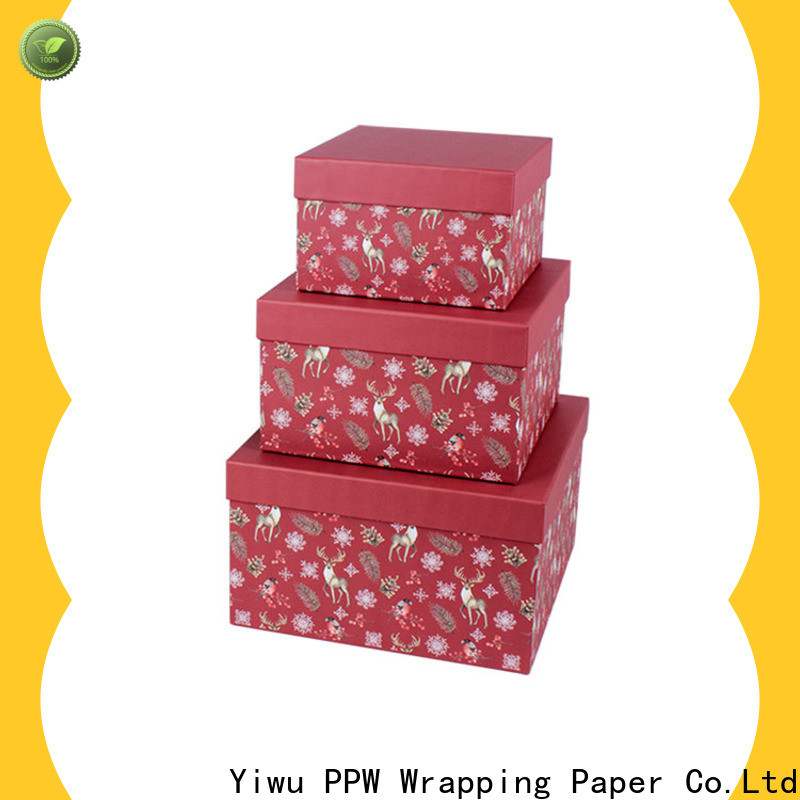 PPW buy cardboard boxes on sale for Valentine