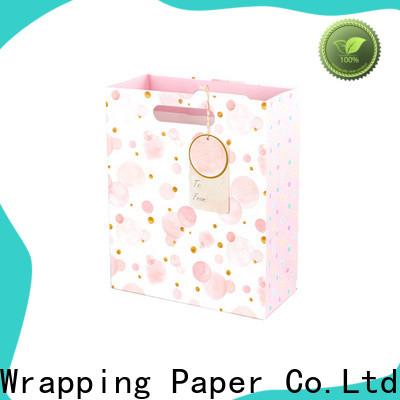 PPW popular custom gift bags wholesale for festival