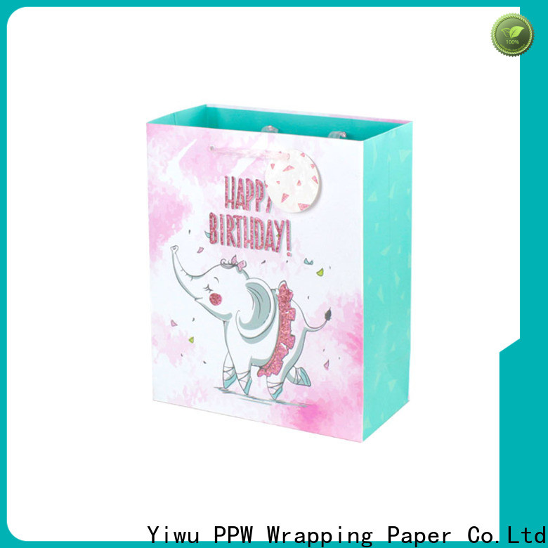 hot selling custom gift bags supplier for wedding