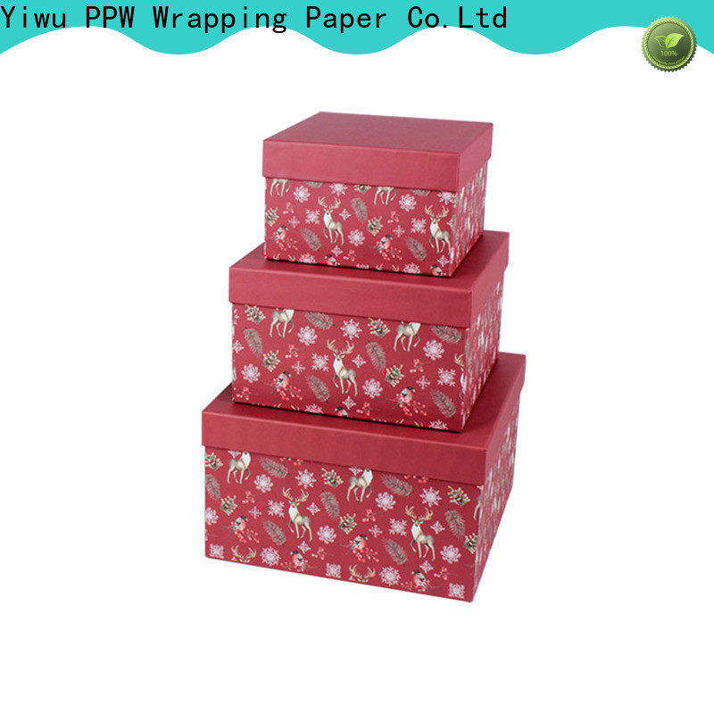 PPW top quality custom printed boxes wholesale for Valentine