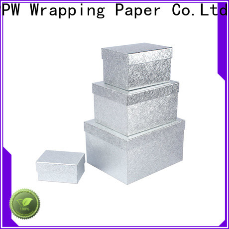 PPW cosmetic box wholesale for Valentine