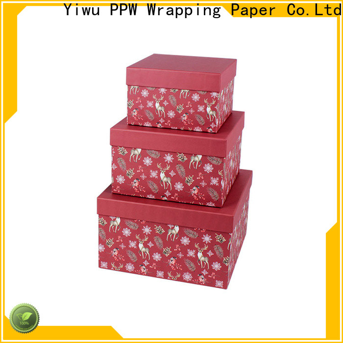 top quality cardboard boxes for sale supplier for birthday
