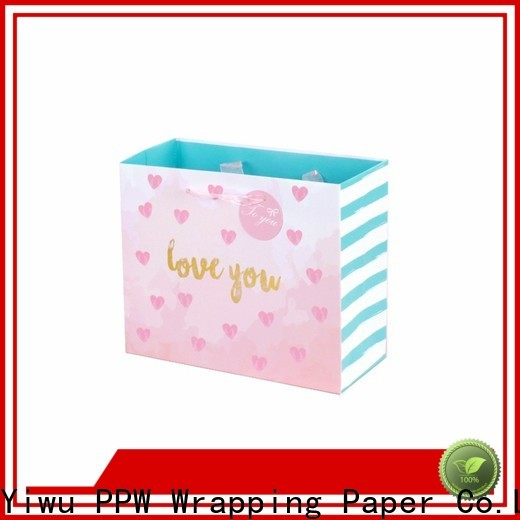 hot selling small paper bags personalized for advertising