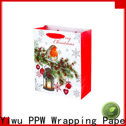 PPW christmas goodie bags wholesale for wedding