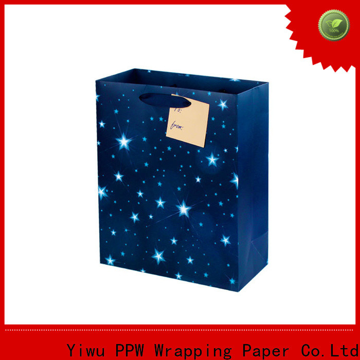 custom small gift bags supplier