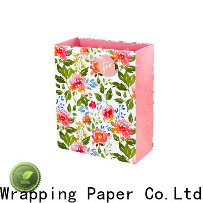 PPW small gift bags factory price for festival