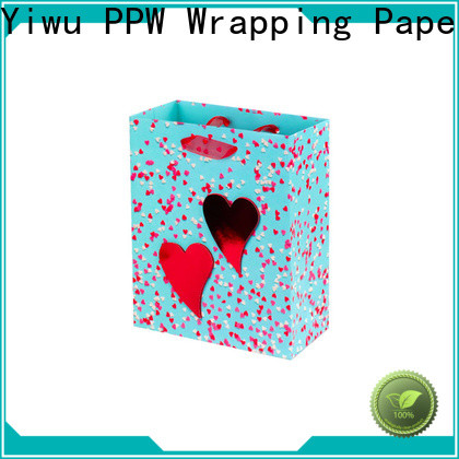 PPW gift bags bulk personalized for birthday