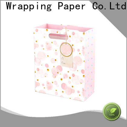 hot selling small gift bags supplier