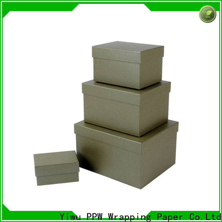 hot selling folding box manufacturer for birthday