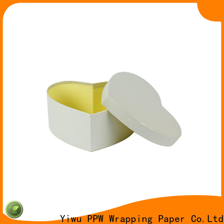 PPW custom printed boxes manufacturer for Valentine