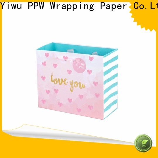 hot selling custom gift bags wholesale for wedding