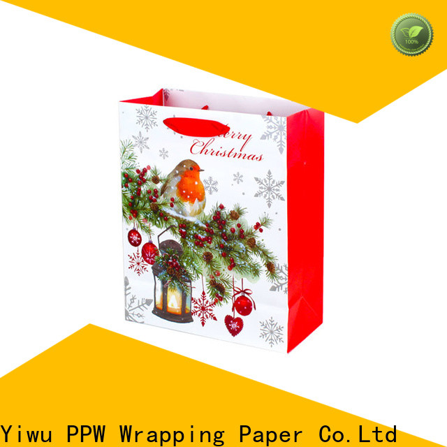 popular paper shopping bags supplier