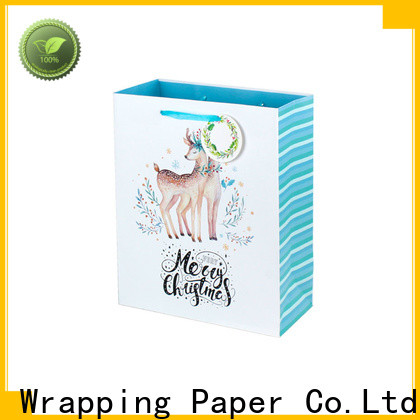 PPW large gift bags personalized for festival