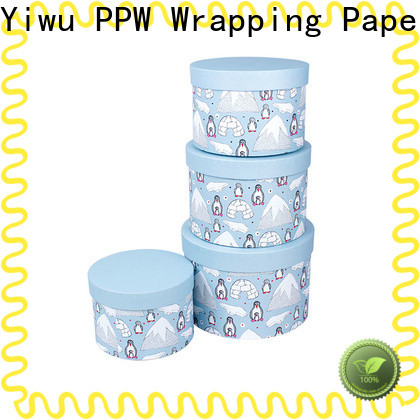 PPW eco-friendly print box on sale for Christmas