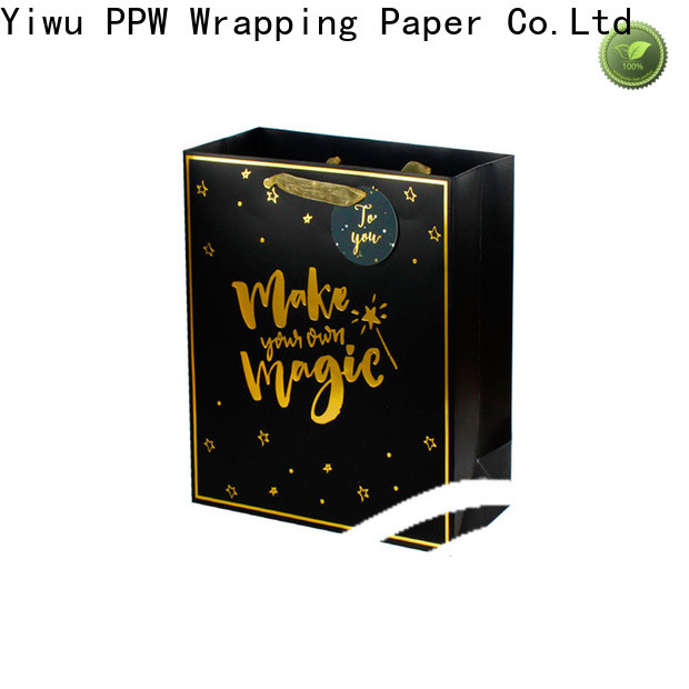 professional small paper bags factory price for festival