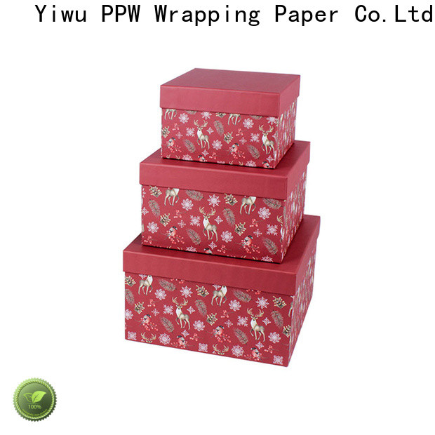 eco-friendly cardboard packaging manufacturer for birthday