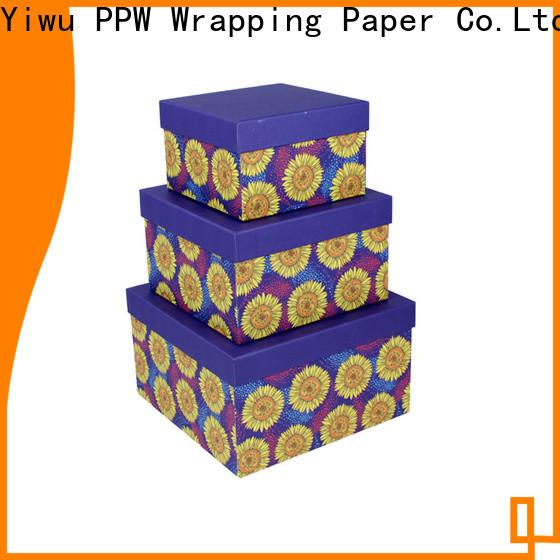 hot selling custom gift boxes manufacturer for festival