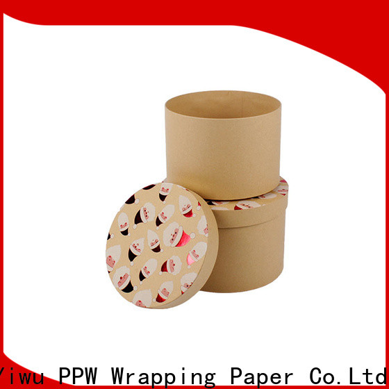 PPW buy cardboard boxes wholesale for festival
