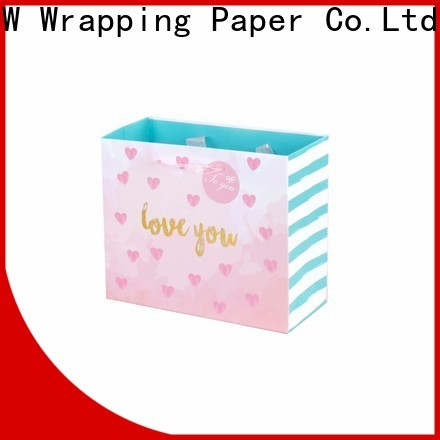 PPW quality large gift bags factory price for festival