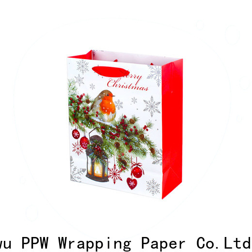 custom christmas bags personalized for wedding