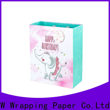 quality paper shopping bags supplier for festival