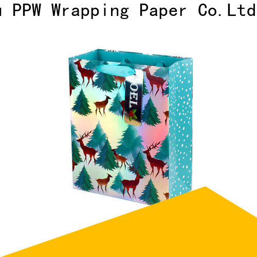 quality paper gift bags wholesale for advertising