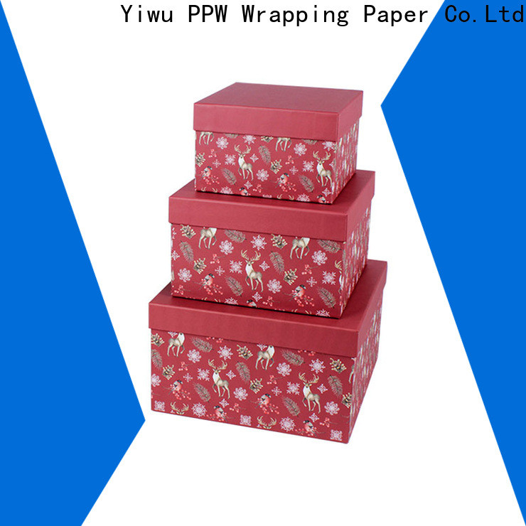 eco-friendly folding box manufacturer for festival