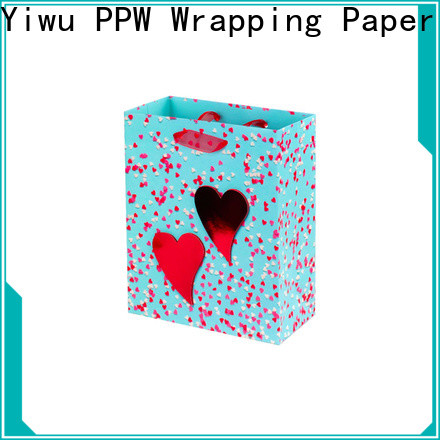PPW personalised gift bags personalized for birthday