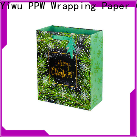 PPW custom gift bags factory price for wedding