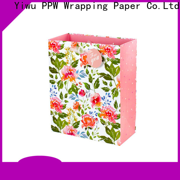 popular small paper bags factory price for birthday