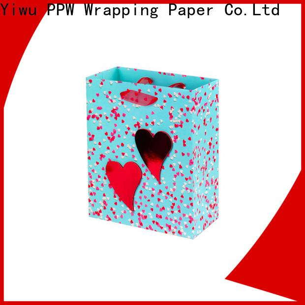 popular paper bag supplier for birthday