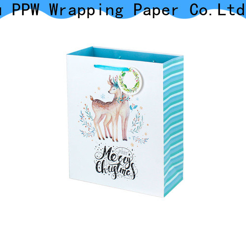 hot selling paper shopping bags supplier for birthday