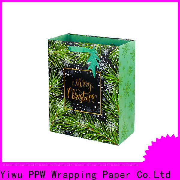 custom custom paper bags supplier for wedding