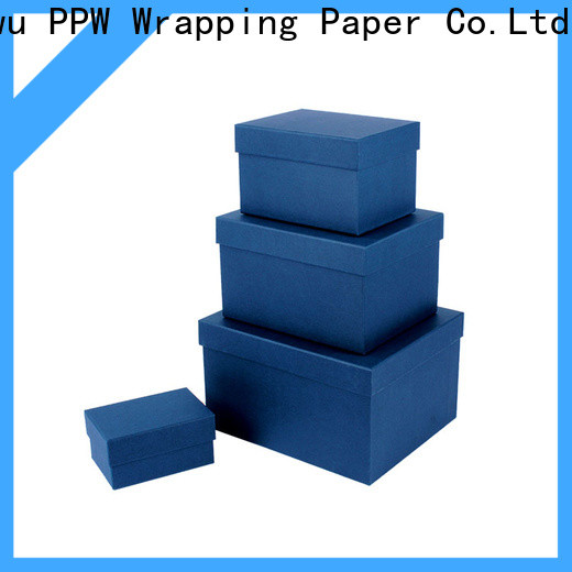 PPW custom custom packaging box wholesale for Valentine
