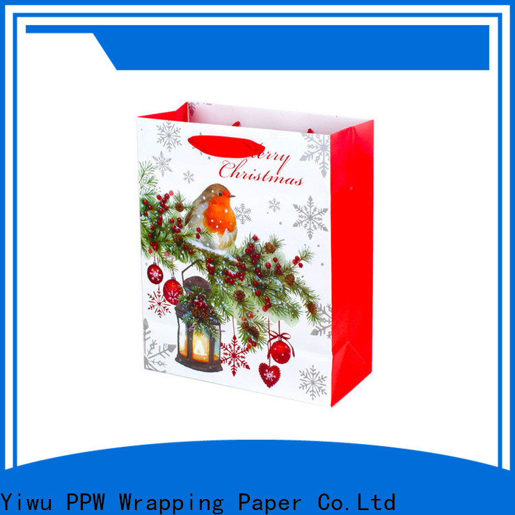 quality white gift bags wholesale for wedding