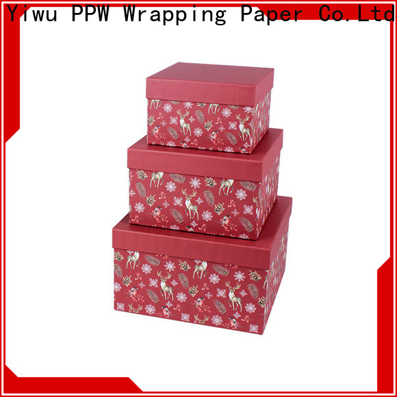 cost-effective folding box on sale for Christmas