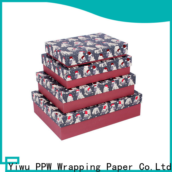PPW custom printed boxes wholesale for Valentine